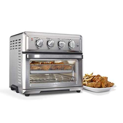 Cuisinart Airfryer, Convection Toaster Oven, Silver