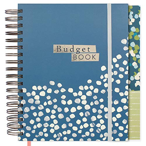 Boxclever Press Deluxe Budget Planner. Large Budget Book to Manage Personal Finances. 12 Month Undated Financial Planner with Debt, Savings & Bill Trackers. Bill Organizer with...
